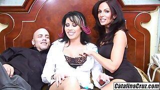 Brooke Haven hot milf takes on stud Derrick Pierce 69 deepthroat - Brooke haven