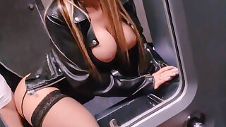 Littleangel84 – Back chiefly the highway for a creampie S03E04