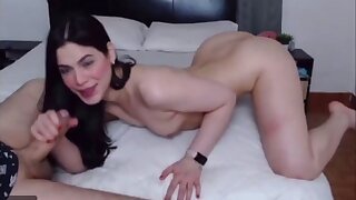 Perfect Spanish Shore up steady Blowing Cock - Teenage