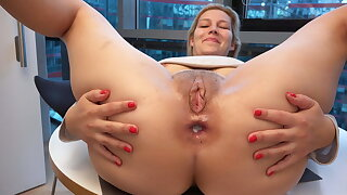 Good morning ass dear one with anal insemination l DADDYS LUDER