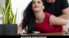 MYLFDOM - Filial Nourisher Gets Spanked