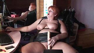 Anna makes hose down ...