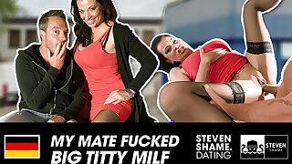 Disparaging fuck with grouchy MILF DaCada! StevenShame.dating