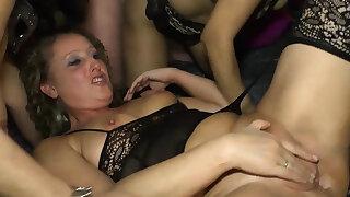 german hermaphroditical creampie groupsex orgy