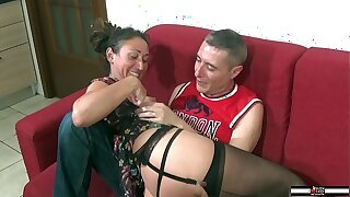 Daniela is a almighty slutty milf and loves constant lovemaking