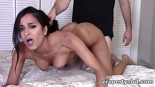 Propertyslut- Hot Milf fucked hard by Home Inspector
