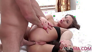 MILF Closing The Deal With Anal- Tina Kay