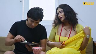 Sweltering Indian Mommy Amazing Erotic Video